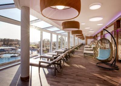 Premium-Lounge, ChiemgauT herme