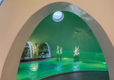 Therme Bad Aibling - Thermalkuppel